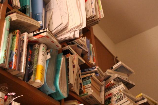 要らない本は、持っているだけで損をする!【本棚の片付け上手のテクニック】