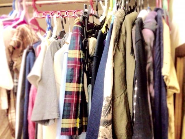 服を捨てるのが苦手な人への5つ提案!ガシガシ成果の出る整理整頓のコツ!