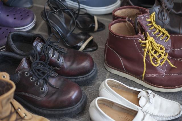 【靴の整理整頓】誰でも簡単にできる下駄箱の整理・収納のポイント!