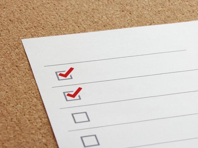 整理整頓のチェックリスト【オフィスワークのムダを徹底して排除する】