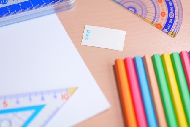 【小学校の子供と一緒に始めよう!学習机の引き出しの整理整頓のコツ!】