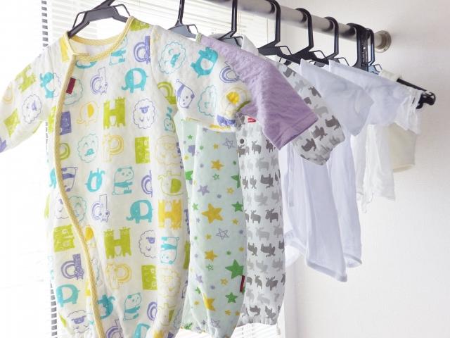 子供服の断捨離のコツ【シーズン毎のコーディネート数を決める】