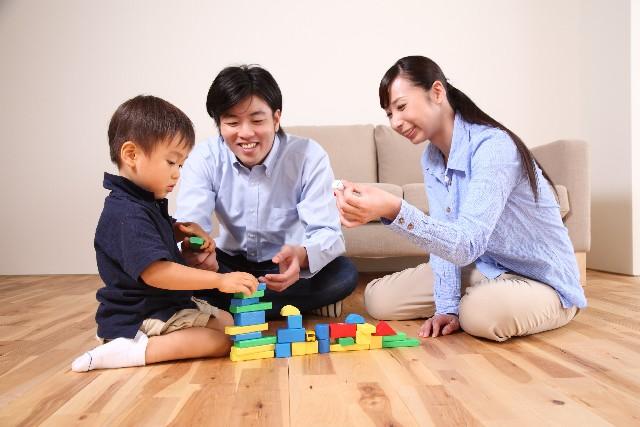 親の独断で収納しているおもちゃの断捨離をしてはいけません!
