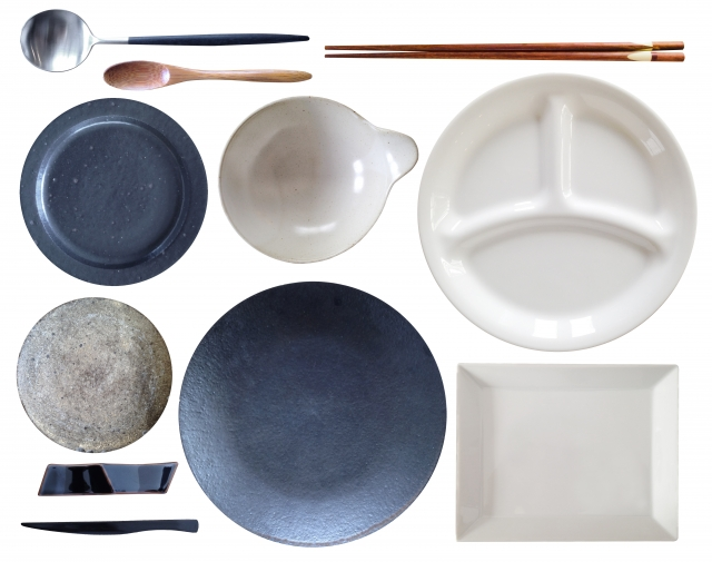 家族で使う食器・キッチンの非効率をミニマム化!ミニマリストのエッセンス!