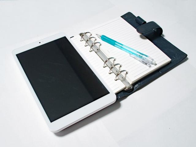 ミニマリストならこう使え!「リアル手帳」と「手帳アプリ」の使い方!