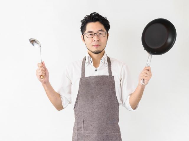 鍋とフライパンを兼ねた調理器具!ミニマリスト向けキッチンアイテム!