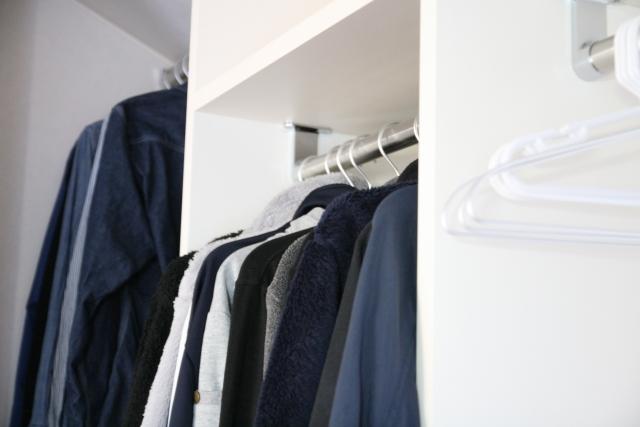 男性のミニマリスト入門!必要最小限の服で生活する5つのコツ!
