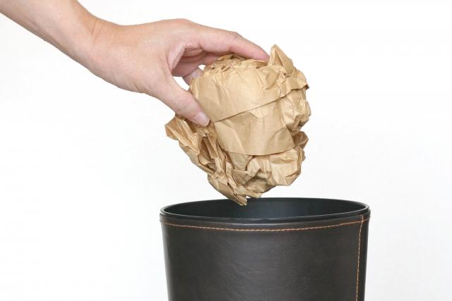 ミニマリストのゴミ箱の分別【オススメのゴミの捨て方・捨てる準備】