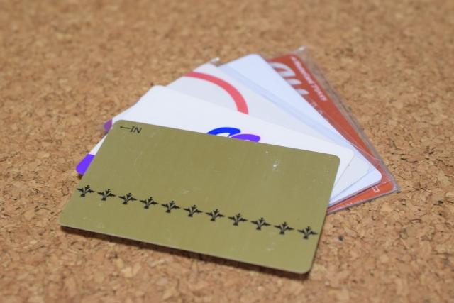 増え続けるポイントカードのミニマム化【ミニマリスト思考のエッセンス】